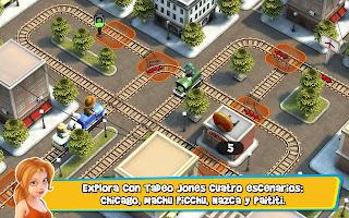Tadeo Jones: Train Crisis Pro v1.3 for Android