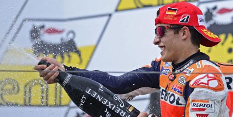 Crutchlow: Marquez Buat Rival Tampak Memalukan