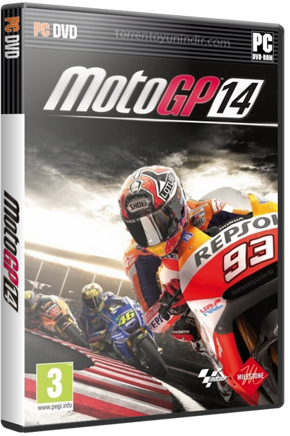 MotoGP 14 Full Torrent İndir