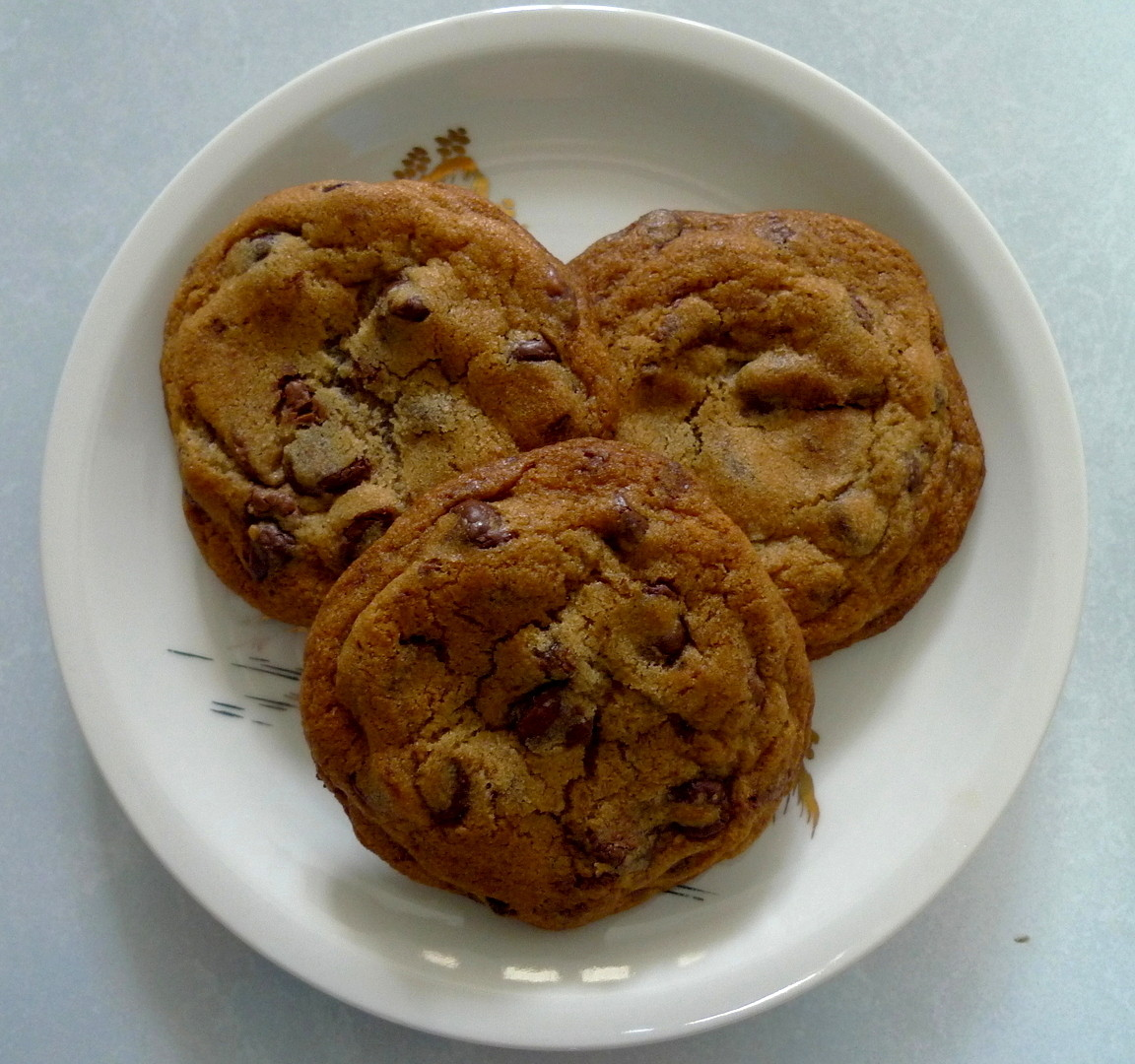 SWEET AS SUGAR COOKIES: Joanne Chang's Chocolate Chip Cookies