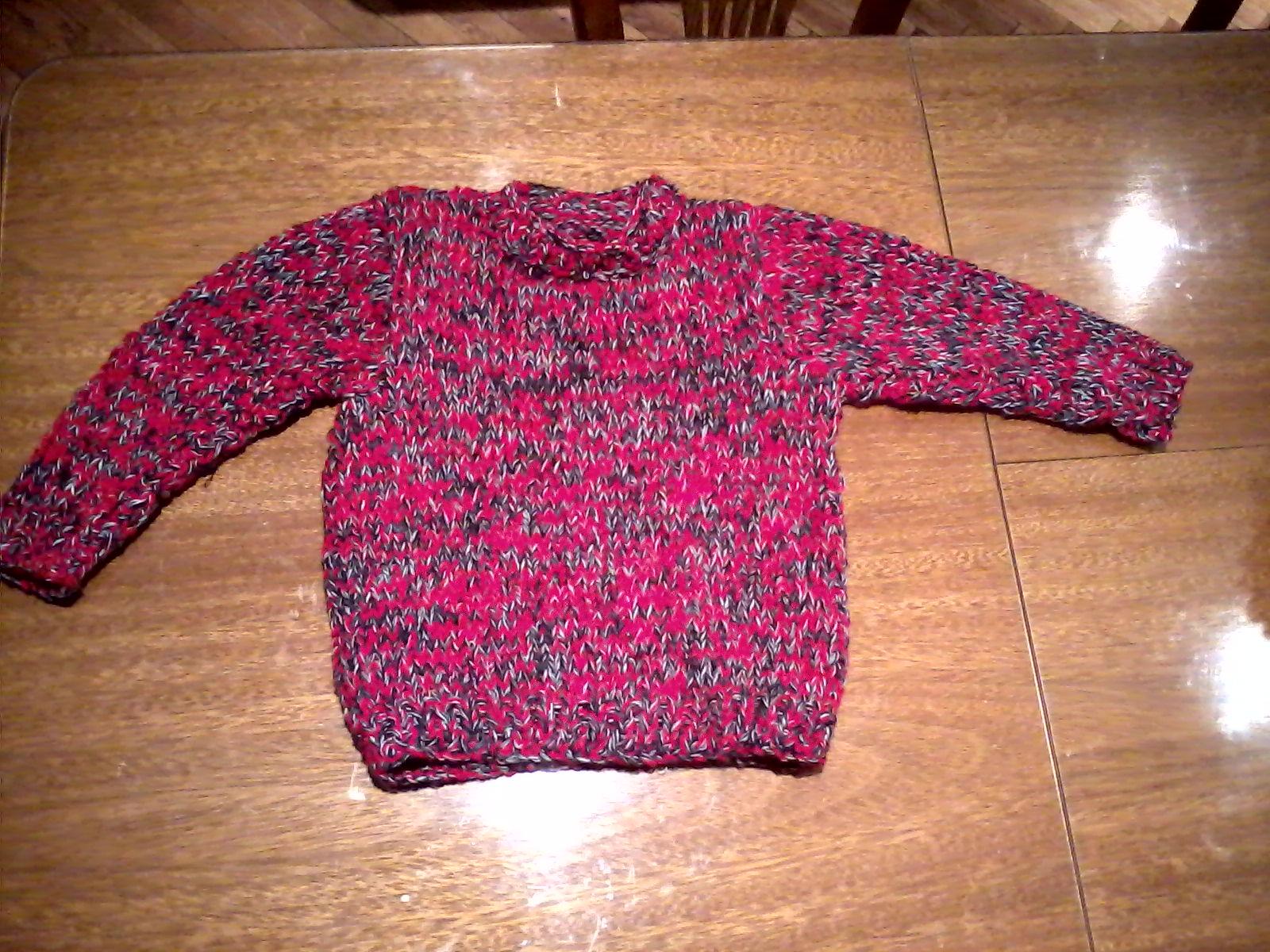 EL ATELIER DEL TEJIDO: Sueter / Pullover niño 12 años