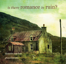 BOOK - IS THERE ROMANCE IN RUIN?