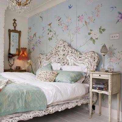 Fantasizing about interior design emylou for Blair waldorf bedroom ideas