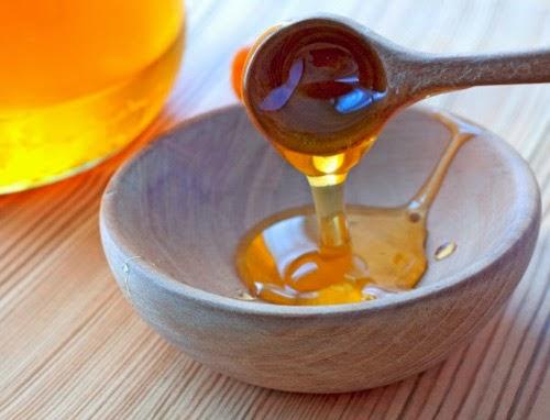 tẩy tế bào chết bằng Mật ong và Muối