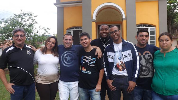 Membros da Banda AMSG