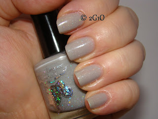 dreamy lacquer company DLC touch of gray