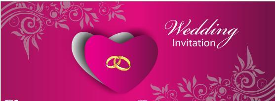 Express Invites Online Wedding Cards Sample of Unique Christian