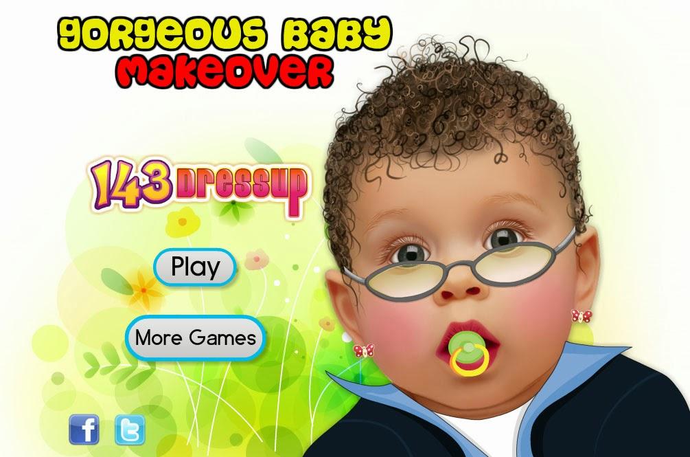 baby makeup games