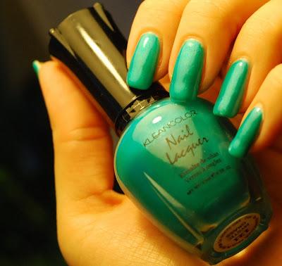 naglar, nails, nagellack, nail polish, kleancolor