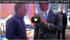 Does Arne Duncan Admit Online Learning Doesn't Work?