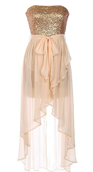 Follow the pic for more #Goldenblouse and light orange #lowers for ladies