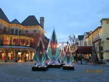 Maasmechelen Outlet, Belgium