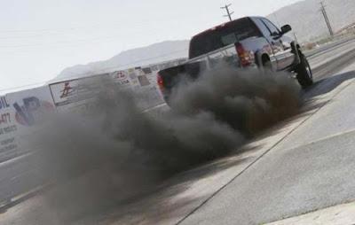 Diesel Engine Black Smoke