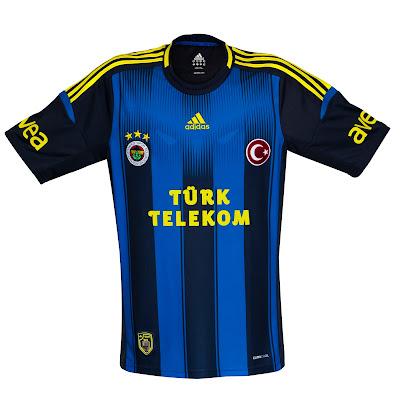 2012 2013 sezonu fenerbahce golge kanarya forma