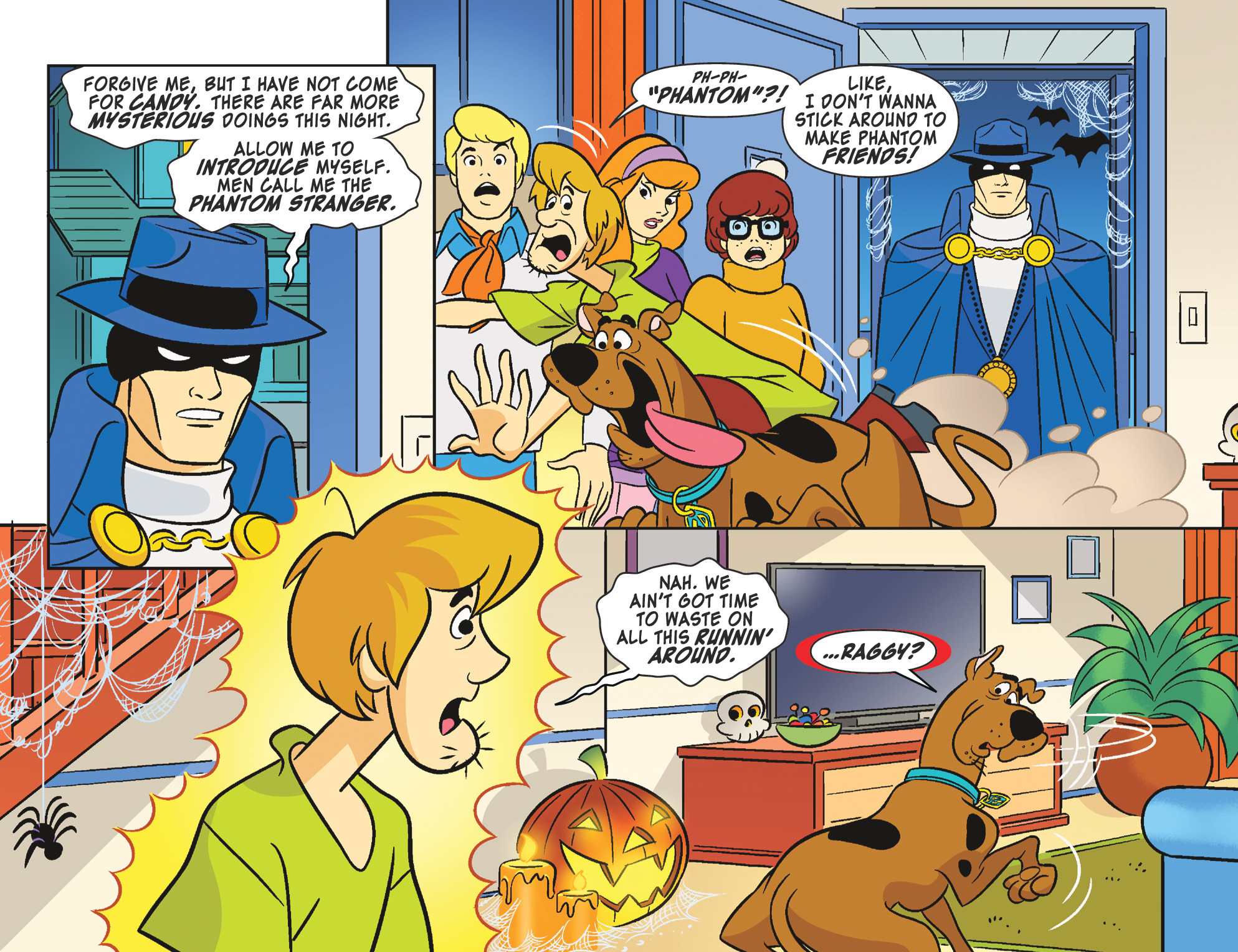 Read online Scooby-Doo! Team-Up comic -  Issue #25 - 6
