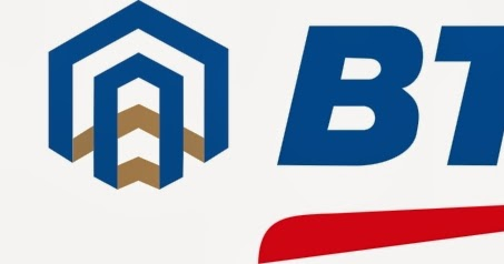 logo bank btn gambar logo