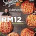 New Pizza Hut Signature Series 2015 | Chef Nik Michael & Nad Zainal