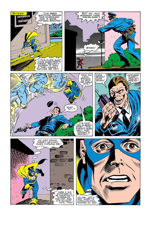 Captain America (1968) Issue #304 #232 - English 14