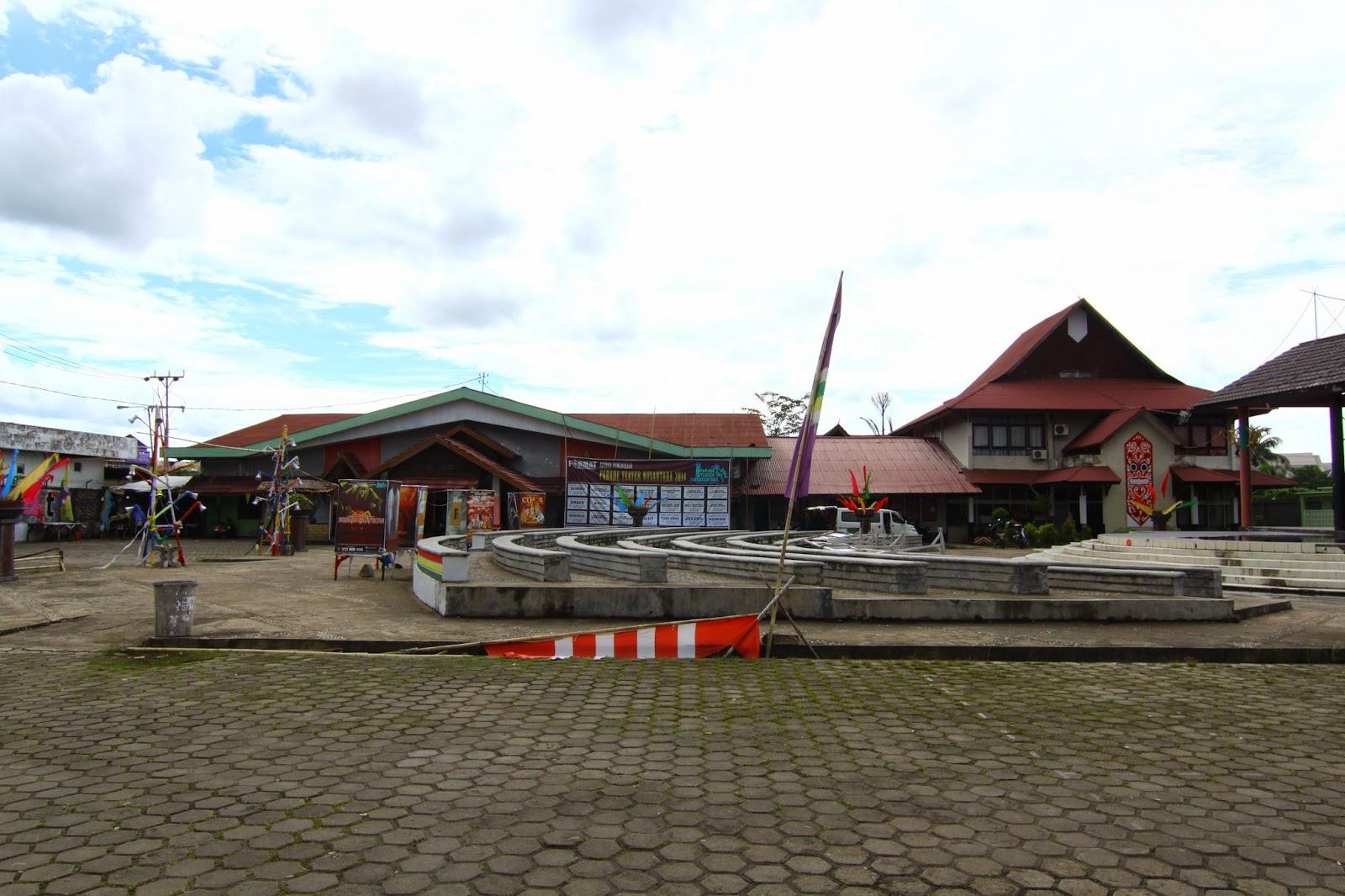 Taman Budaya Kota Pontianak