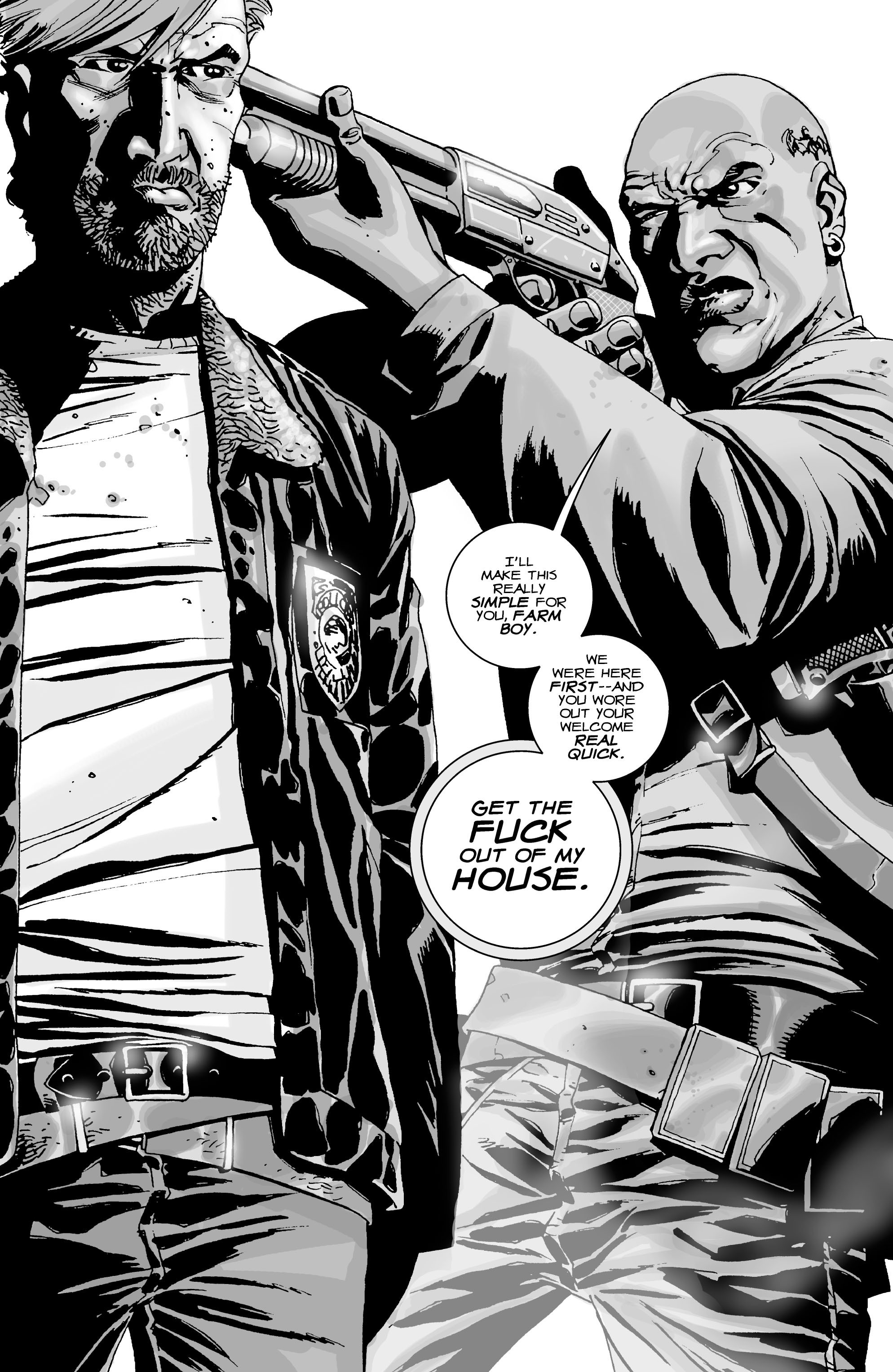 The Walking Dead 18 Page 23
