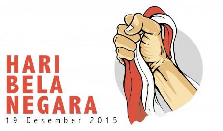 HARI BELA NEGARA 2015