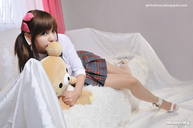 6 Ryu Ji Hye-School Girl-very cute asian girl-girlcute4u.blogspot.com