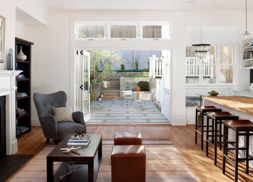 Fotos de techos pisos patios for Pisos para patios interiores
