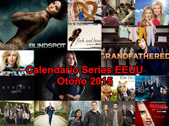 Calendario Series EEUU: Otoño 2015