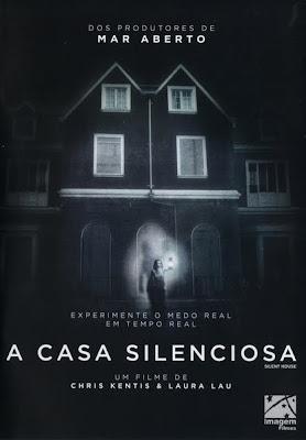A Casa Silenciosa - BDRip Dual Áudio