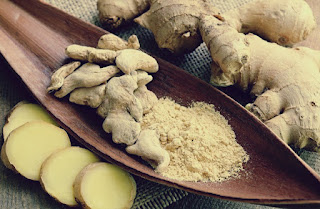 Ginger benefit and efficacy