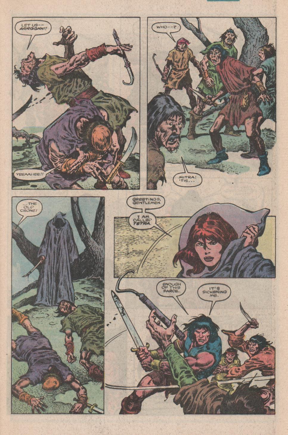 Conan the Barbarian (1970) Issue #175 #187 - English 4