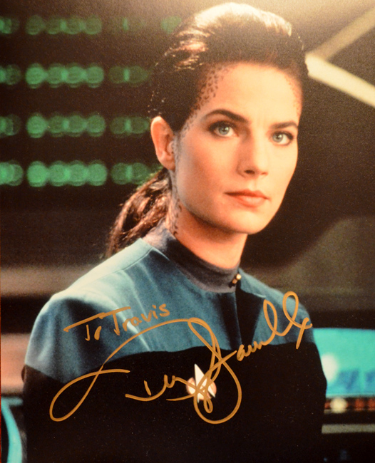 Dragon*Con 2013, Terry Farrell