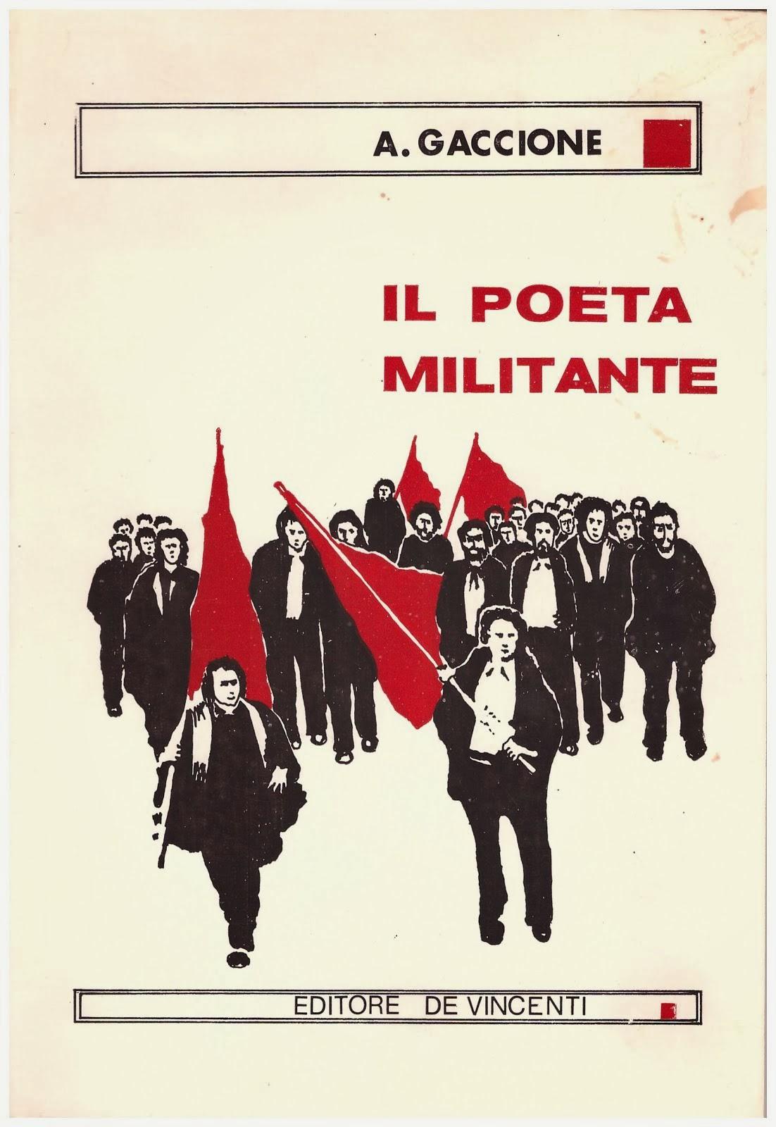Il poeta militante