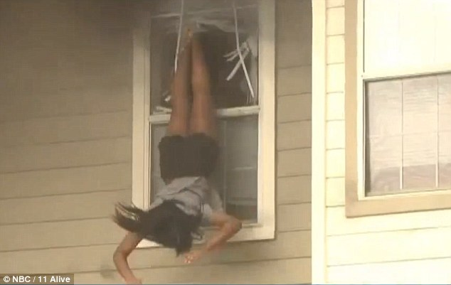 Welcome to king s blog 2 sisters dive out of window to for Window design girl