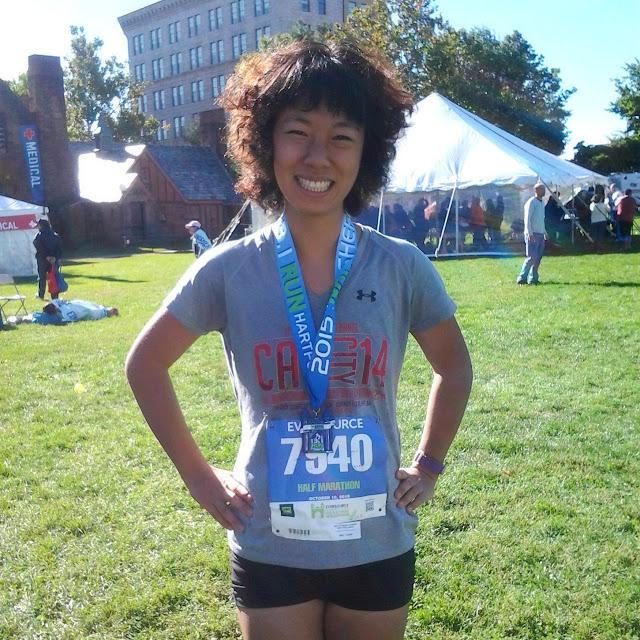 hartford half marathon 2015