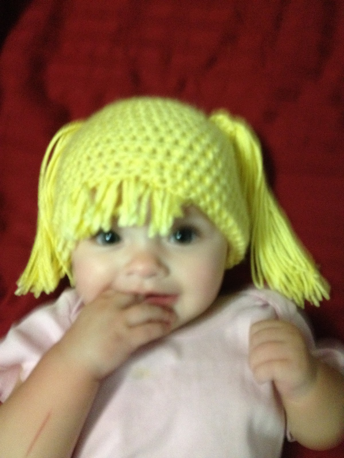 MandaLynn\'s Crochet Treasures : Baby \