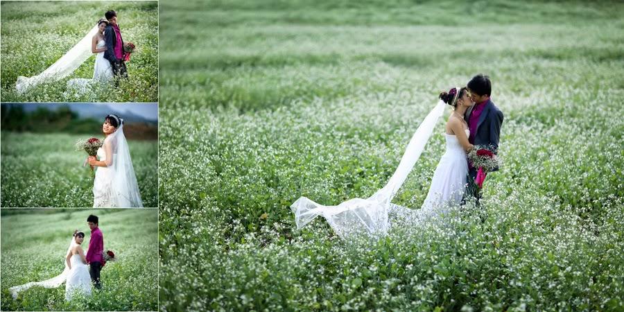 Địa điểm chụp ảnh cưới đẹp nhất miền Bắc 1