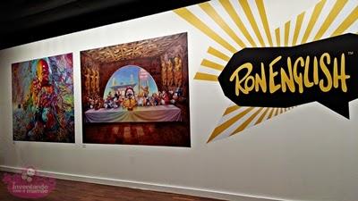 Ron English - Do estúdio para a rua