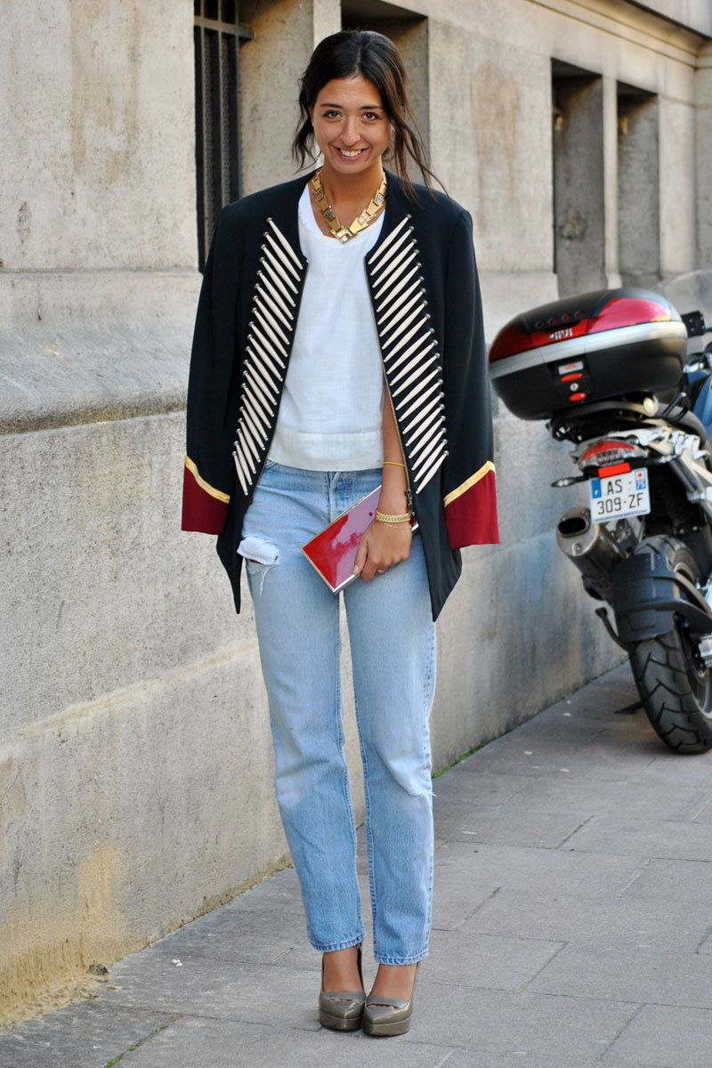 Street Style Chic And Modern