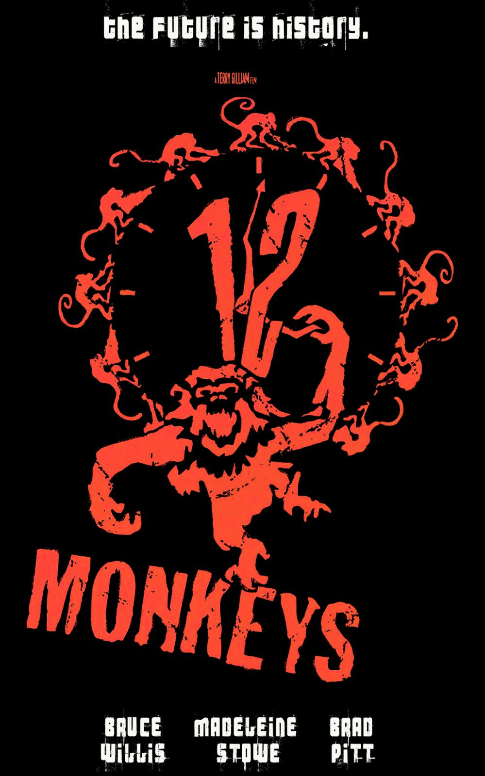 el manual del viajero del tiempo  doce monos  twelve monkeys