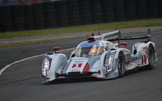 Audi R18 e-tron quattro Team Joest Tag Heuer n°1