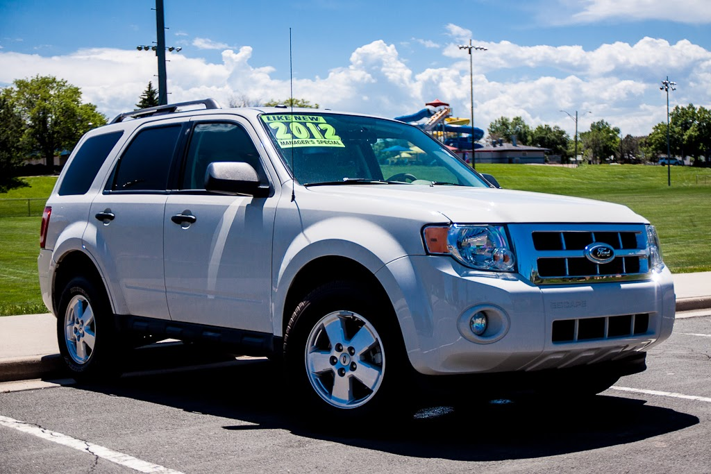 King Credit Auto Sales: 2012 Ford Escape 4WD, Denver Used Cars #23056