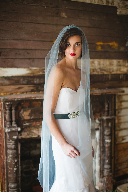 Accessorize a white dress rebecca