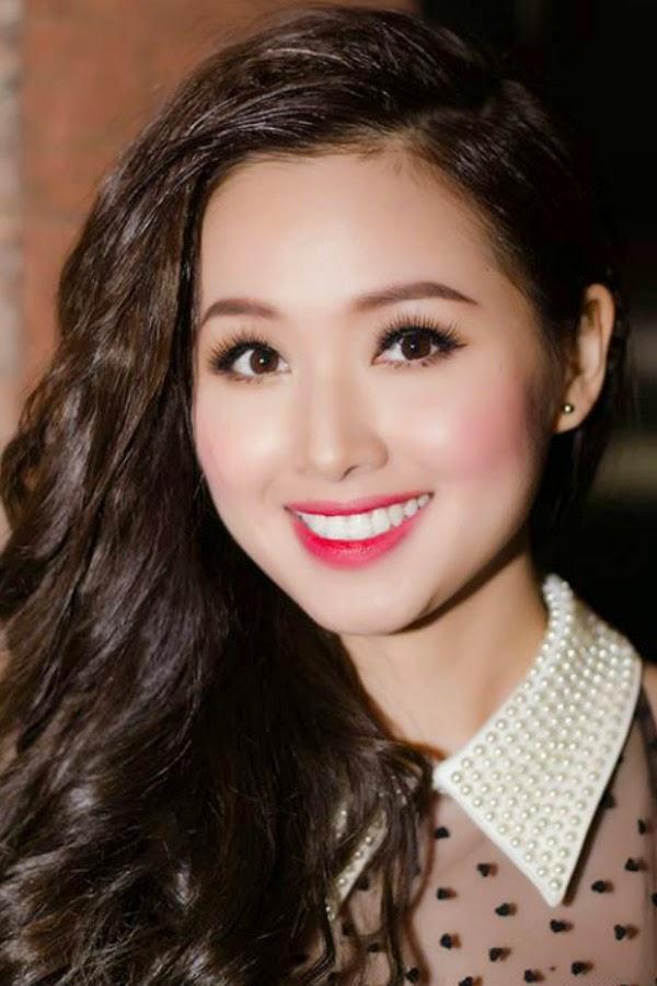 gái xinh ca sĩ diễn viên Tâm tít 1
