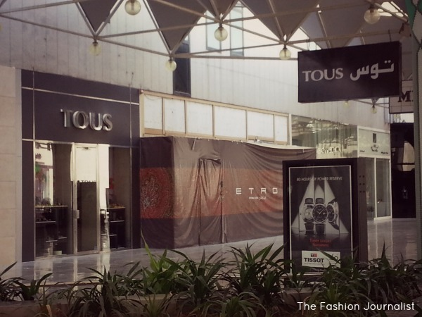 Tous in Khayyat Center Mall, Tahliyah Street, Jeddah