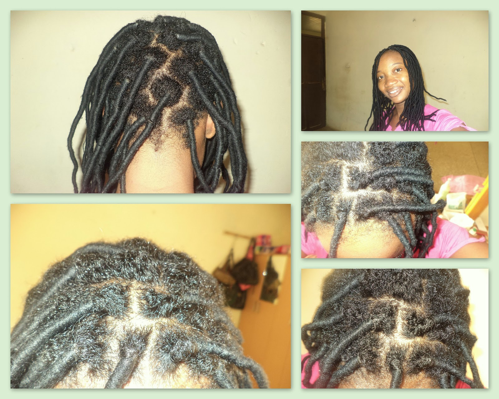 Keep Me Curly! All About Yarn Braids
