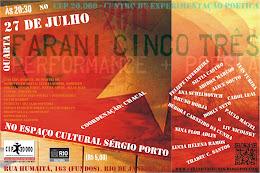 cartaz para CEP20000 jul/2011