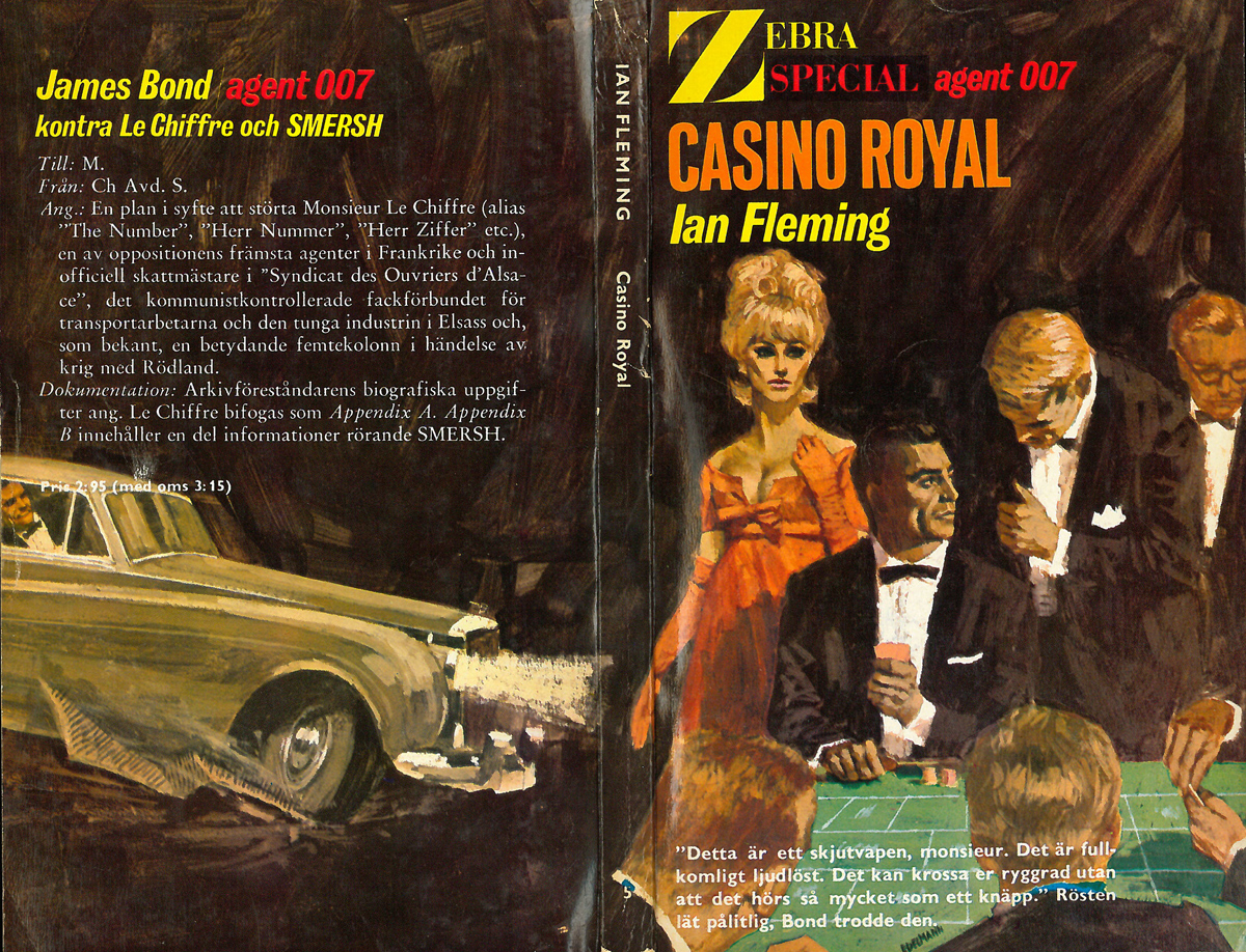 1st edition casino royale
