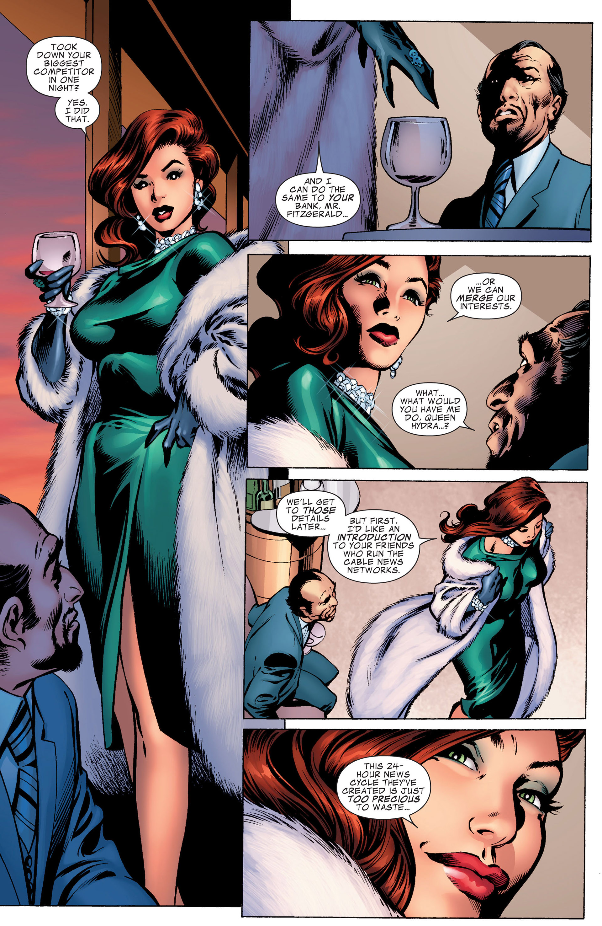 Captain America (2011) Issue #8 #8 - English 14