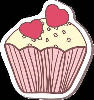 9 PNG's de doces cutes
